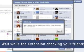 invite friends facebook all