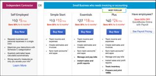 Quickbooks pricing