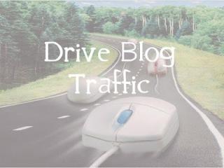 drive traffic