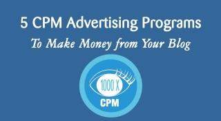 CPM Advertising Programs