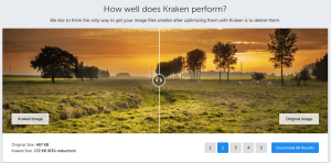 Kraken Image Optimizer