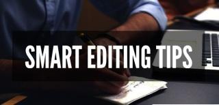 Smart Editing Tips