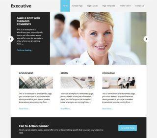 Executive Theme