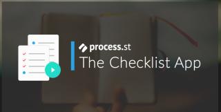 Process.st Checklist App