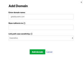 Make URL Shortener using your domain
